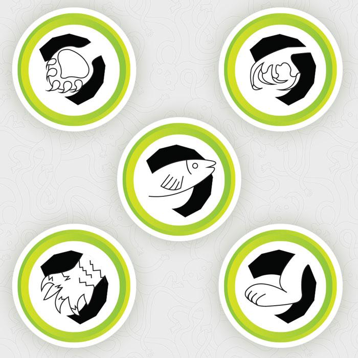 نمونه کار طراحی پیکتو گرام